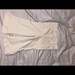 NWOT Baby Girls organic pants